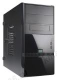 Корпус mATX InWin ENR022 400W 2xUSB2.0 MiniTower Black