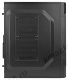 Корпус mATX ZALMAN ZM-T1 Plus w/o PSU MiniTower Black
