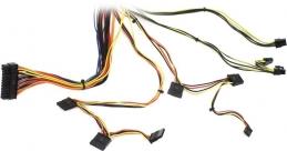 Блок питания ATX 450W InWin RB-S450T7-0 80mm 24+4/1x6pin/4xSata+1xMolex OEM