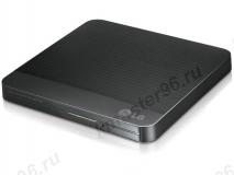Привод DVD+RW&CD-RW ext LG GP50NB41 черный USB slim внешний RTL