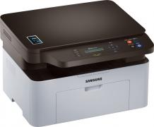 МФУ лазерное монохромное Samsung SL-M2070 (A4, принтер/сканер/копир, NFC) (SS293B)