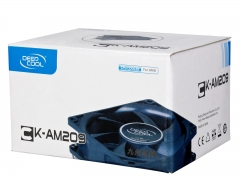 Вентилятор для Socket 754/939/AМ2/AM3/AM4/FM1/FM2 DEEPCOOL CK-AM209 (65W) RTL