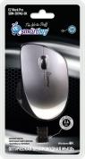 Мышь беспроводная Smartbuy 309AG серебро/металлик