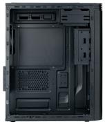 Корпус mATX ZALMAN ZM-T5 w/o PSU MiniTower Black