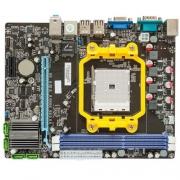Материнская плата Esonic A55F1AL2 (RTL) S-FM1 A55 2xDDR3 PCI-E x16/PCI-E x1 4xSATA II 2xPS/2/D-sub/4xUSB 2.0/GLAN/COM/3 audio jacks mATX