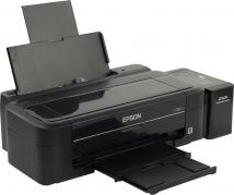 Принтер струйный цветной Epson L312 (A4, СНПЧ) (C11CE57403)
