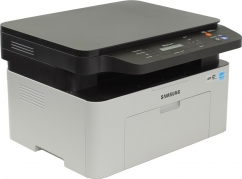 МФУ лазерное монохромное Samsung SL-M2070W (A4, принтер/сканер/копир, Wi-Fi, NFC) (SS298B)