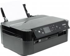 Принтер струйный цветной Epson L810 (A4, СНПЧ) (C11CE32402)