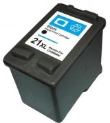 Картридж HP DJ C9351CE для HP PSC 1410 black N:21XL (Cactus)