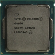 Процессор Intel Celeron G4900 (OEM) S-1151-v2 3.1GHz/2Mb/54W 2C/2T/UHD Graphics 610 350MHz/Dynamic Frequency
