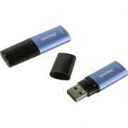 Флэш-диск 16Gb Smartbuy X-Cut Sky Blue (SB16GBXC-SB)