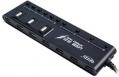 Концентратор GINZZU GR-380UAB 4 порта USB 3.0, 7 портов USB 2.0 + зарядное устройство GINZZU GA-3212UB