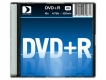 Диск DVD+R Data Standard 4.7Gb 16-х slim box