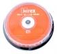 Диск DVD+R Mirex 4.7 Gb 16х Cake box 25