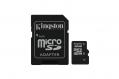 Карта памяти microSD 32Gb Kingston Class 4 с адаптером (SDC4/32GB)