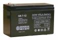 Аккумулятор для ИБП, 12V, 7.2Ah GS7,2-12 (GS)