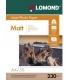 Бумага Lomond A4 230г/м2 50л матовая односторонняя фото (0102016)