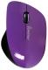 Мышь беспроводная Smartbuy 309AG фиолетовый/черный