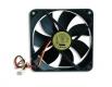 Вентилятор для корпуса 80x80x25 Gembird 3pin (FANCASE)