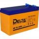 Аккумулятор для ИБП, 12V, 9Ah HR 12-34W (Delta)