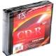 Диск CD-R VS 700 Mb 52x slim box 5шт printable