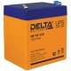 Аккумулятор для ИБП, 12V, 5.8Ah HR12-5.8 (Delta)