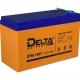 Аккумулятор для ИБП, 12V, 7.2Ah DTM1207 (Delta)