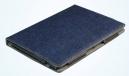 Чехол-подставка для ASUS Eee Pad Transformer TF700 IT Baggage (иск. кожа, джинса, черно-синий) (ITASTF708-4)