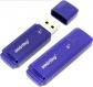 Флэш-диск 8Gb Smartbuy Dock Blue (SB8GBDK-B)