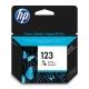 Картридж HP DJ F6V16AE №123 для Deskjet 2130 цветной