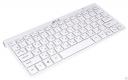 Клавиатура Jet.A SlimLine K9 W беспроводная ультракомпактная белая USB