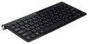 Клавиатура Jet.A SlimLine K9 W беспроводная ультракомпактная черная USB