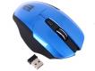 Мышь Jet.A Comfort OM-U38G беспроводная синяя (1200/1600/2000dpi) 5 кнопок USB