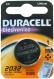 батарейка Duracell CR2032 BL1