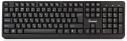 Клавиатура проводная Smartbuy ONE 208 USB черная