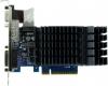 Видеоадаптер PCI-E ASUS GeForce GT710 1024Mb 710-1-SL (RTL) GDDR3 64bit D-sub/DVI-D/HDMI