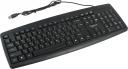 Клавиатура Gembird KB-8351U-BL USB черная