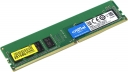 Память DIMM DDR4 PC-19200 4Gb Crucial (CT4G4DFS824A)