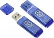 Флэш-диск 8Gb Smartbuy Glossy Series Blue (SB8GBGS-B)