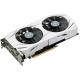 Видеоадаптер PCI-E ASUS GeForce GTX1060 3072Mb DUAL-GTX1060-3G (RTL) GDDR5 192bit DVI-D/2xHDMI/2xDP