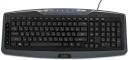 Клавиатура Jet.A SlimLine K17 проводная мультимедийная с 14 клавишами быстрого доступа серая USB