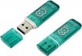 Флэш-диск 8Gb Smartbuy Glossy Series Green (SB8GBGS-G)
