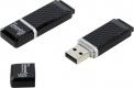 Флэш-диск 8Gb Smartbuy Quartz Series Black (SB8GBQZ-K)