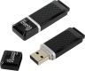 Флэш-диск 16Gb Smartbuy Quartz Series Black (SB16GBQZ-K)
