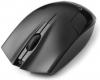 Мышь Gembird MUSW-300 беспроводная черная, 2кнопки+колесо-кнопка, 2.4ГГц, 1000dpi