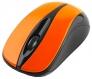Мышь Gembird MUSW-325-O беспроводная оранжевая, 2кн.+колесо-кнопка, 2.4ГГц, 1000dpi