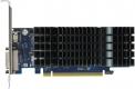 Видеоадаптер PCI-E ASUS GeForce GT1030 2048Mb GT1030-SL-2G-BRK (RTL) GDDR5 64bit DVI-D/HDMI
