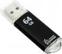 Флэш-диск 64Gb Smartbuy V-Cut Black (SB64GBVC-K)