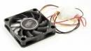 Вентилятор для корпуса 80x80x25 DEEPCOOL Xfan 80 4pin (Molex) RTL