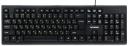 Клавиатура Гарнизон GK-120 USB черная, поверхность- карбон
